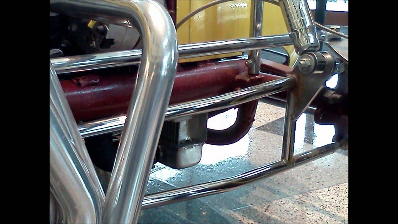1960 CAE Sprint Race Car-Gail Borden Library, March 31 2012 - YouTube