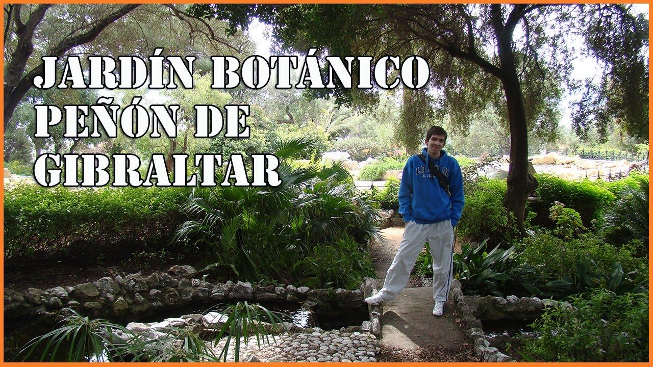 Jard n bot nico pe n de gibraltar youtube for Jardin botanico de berlin