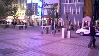China #60 Evening walk in Beijing again