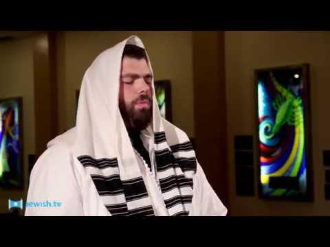 A Chazan Sings Kaddish For The High Holiday
