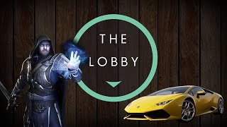 Middle-earth: Shadow of Mordor, Forza Horizon 2, Fluster Cluck - The Lobby [Full Episode]