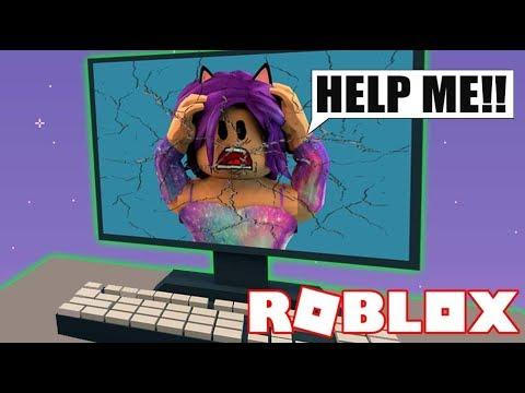 Escape The Computer Virus   Roblox Obby