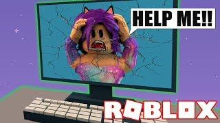 Entfliehen Sie dem Computer-Virus | Roblox Obby
