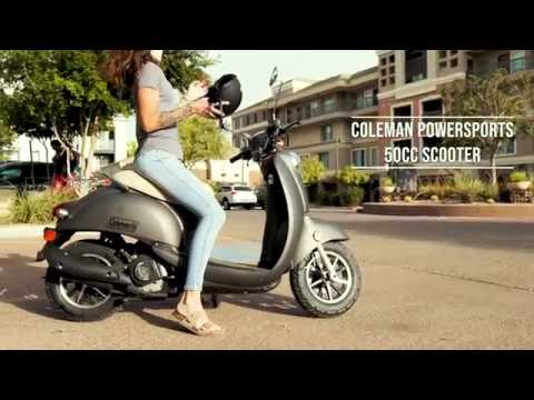 Top 4 List - What Makes Gas Powered Scooters Street Legal? (2019