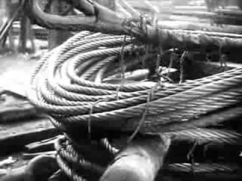 Shipbuilding - 1940's  British Council Film Collection - CharlieDeanArchives / Archival Footage