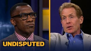 Skip Bayless and Shannon Sharpe react to the Dallas Cowboys releasing Dez Bryant | UNDISPUTED