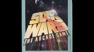 Atari 5200 - Star Wars: The Arcade Game (1983, Atari)
