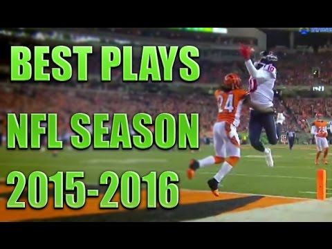 Highlights Best Plays NFL Season 2015 -2016 (PUMP UP 2016- 2017)