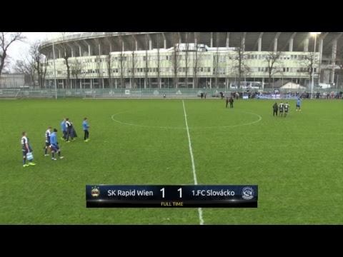 LIVE: SK Rapid Wien v 1.FC Slovácko