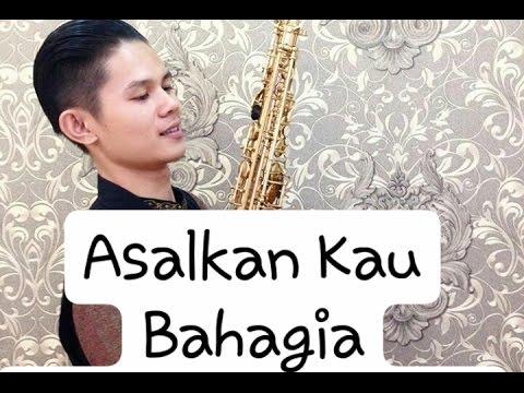 Asalkan Kau Bahagia - Saxophone Cover by Danil Guntara