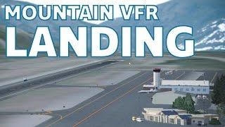 Taking the Bonanza into Aspen Colorado // X-Plane + PilotEdge + X Enviro