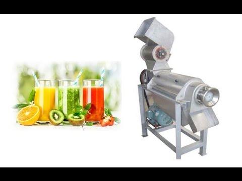 Ginger Juicing Machine,Juice Extractor Machine, Automatic Fruit Juicer Machine