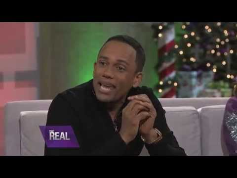 Hill Harper Plays 'Rep It or Re-Gift It?'