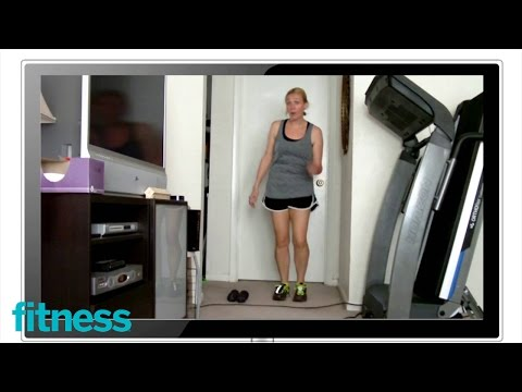 Netflix Fit Tip: How to Workout While You Watch TV  Fitness