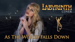 Priscilla Hernandez | As The World Falls Down (Labyrinth Cover) | Labyrinth 35th Anniversary Tribute