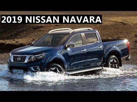 2019 Nissan Navara Pickup In Action