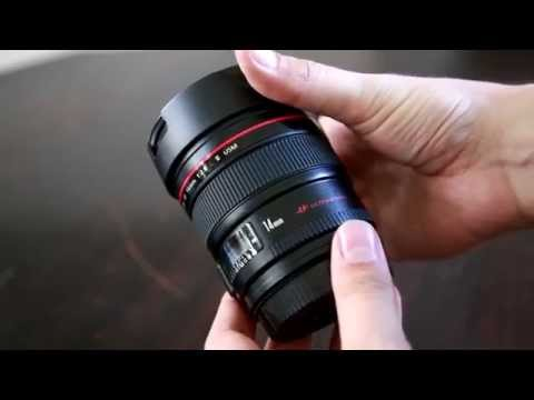A Review Of The Canon 14mm L F/2.8 Lens