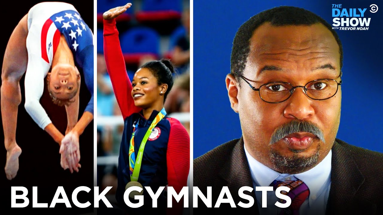 Download CP Time: Trailblazing Black Gymnasts | The Daily Show