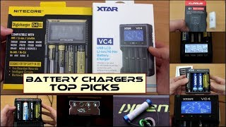 Battery Chargers: Top Picks