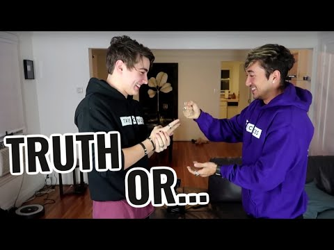 DIRTY TRUTH OR STRIP!! | (#brolby edition)