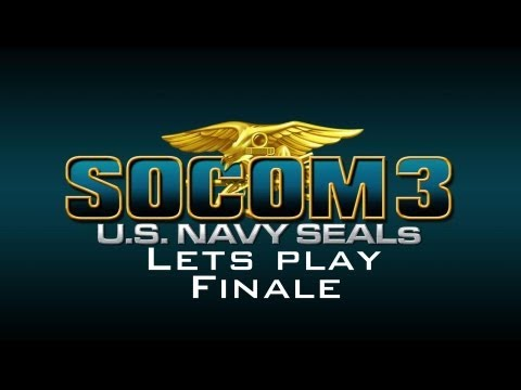 Socom 3: Final Mission: Brewed Chaos (Lets Play)