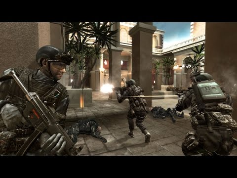 THE MOST DYNAMIC GAME ABOUT SPECIAL FORCES ! Tom Clancy's Rainbow Six: Vegas 2