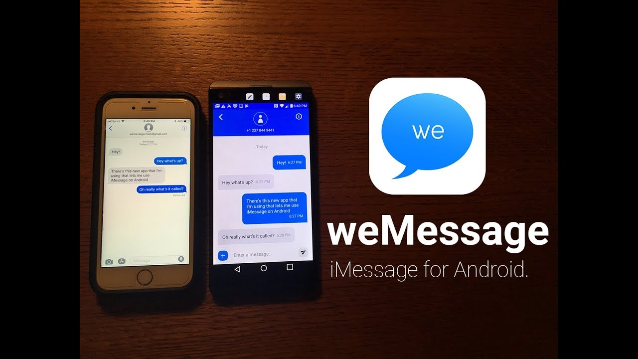 You Can Now Send iMessages on Android, as Long as You Have a Mac