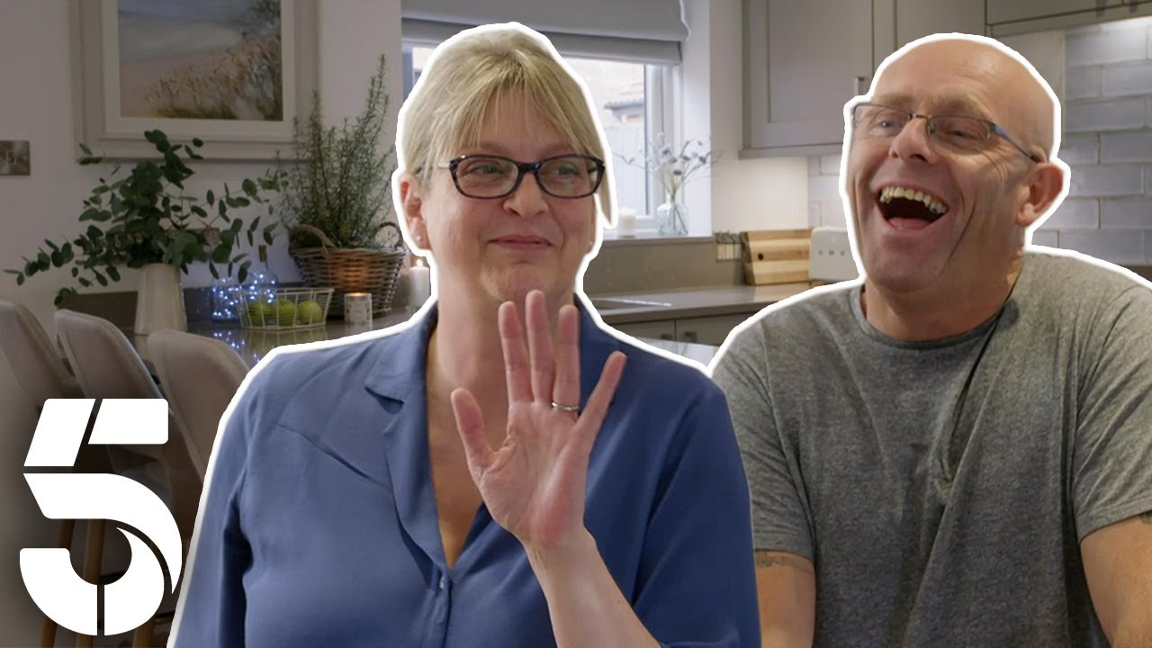 Couple Cancels Wedding And Builds Their Ideal Kitchen   Dream Kitchens And Bathrooms   Channel 5