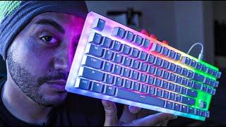 EVİNİZİ PAVYONA ÇEVİRMENİN EN KOLAY YOLU - Womier K87 RGB Mekanik Klavye