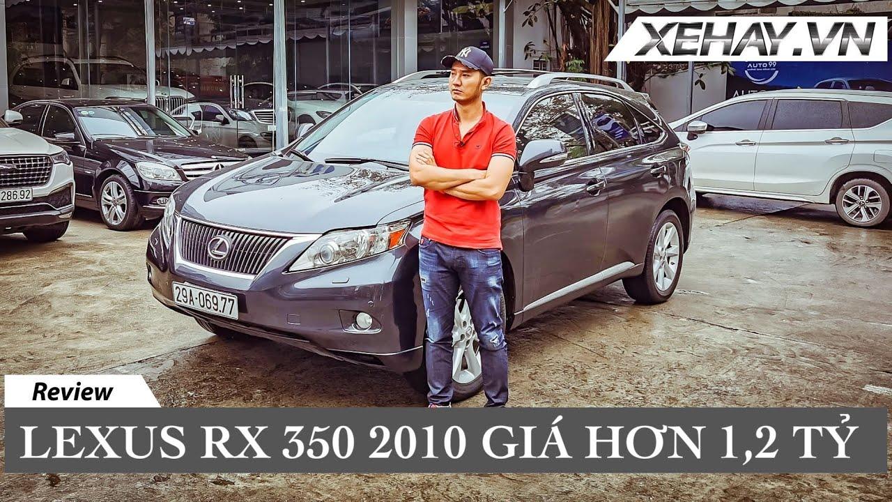 Hơn 1 Tỷ mua chiếc Lexus RX350 - Món hời hay Hới mòn | XE HAY