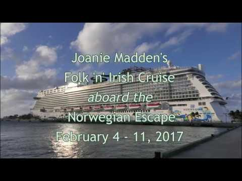 Scenes from the 2017 Joanie Madden Folk 'n Irish Cruise