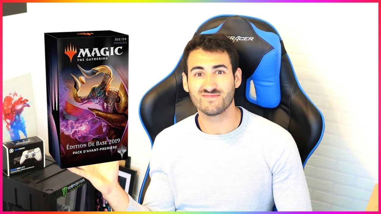 Pack Avant-Première Magic 2019 Français Neuf MTG Magic