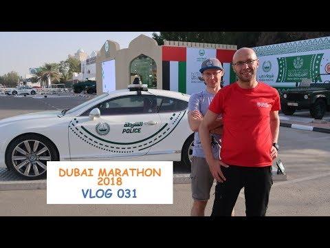 DUBAI MARATHON 2018 II VLOG#031 /english subtitles/