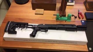 grs bolthorn rifle chassis unboxing and review