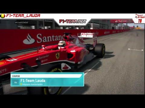 Grand Prix d'Allemagne F1-Team TV