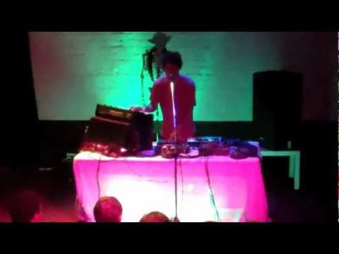Avey Tare (of Animal Collective) -  Oakland, 12/11/11