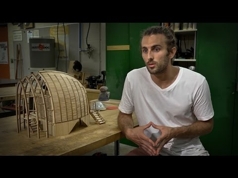House built out of Albizia wood might solve multiple sustainability issues