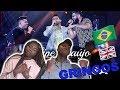 GRINGOS REAGINDO ao Felipe Araújo - A Mala é Falsa Henrique & Juliano - BLACK REACTION
