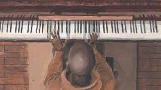 Cover images Lossapardo - Home alone (10:01 pm) [Animated painting story]