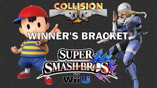 Smash Wii U Tournament - LoF NAKAT (Ness) vs SLG Orion (Sheik) - Collision X