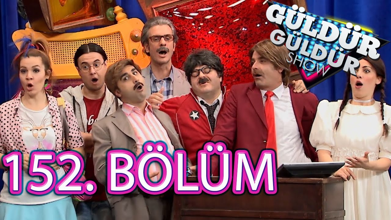 Güldür Güldür Show 152 Bölüm Sezon Finali Full Hd Tek Parça 16