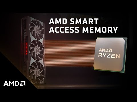 Introducing AMD Smart Access Memory