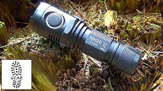 """Handlampe """"MH20"""" von NiteCore"""