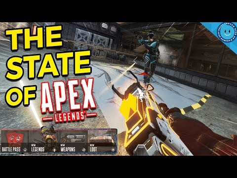 The State Of Apex Legends