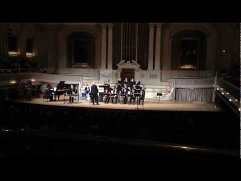Central Mass District High School Jazz Band - Love For Sale