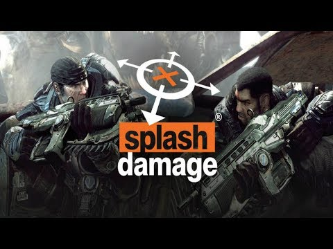 Is Gears of War 5 Campaign Being Made By Splash Damage and Not The Coalition?