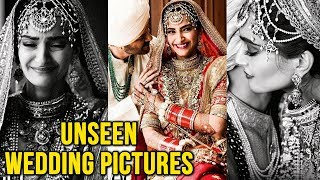 Sonam Kapoor Anand Ahuja's Wedding UNSEEN Pictures Out Now