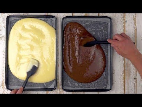 как готовить шоколадный