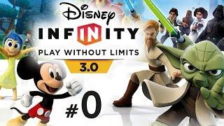 Thumbnail für das Disney Infinity 3.0 Let's Play