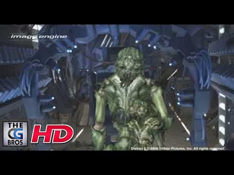 """CGI VFX Breakdown HD: """"District 9: Breakapart Reel"""" - by Image Engine"""